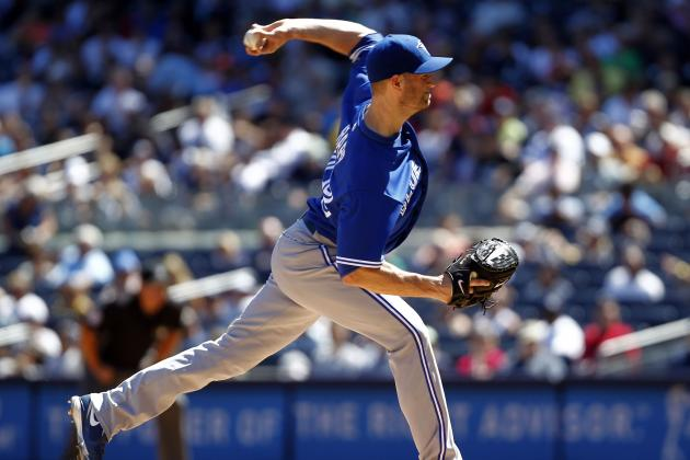 Blue Jays to Open Season with 13 Pitchers