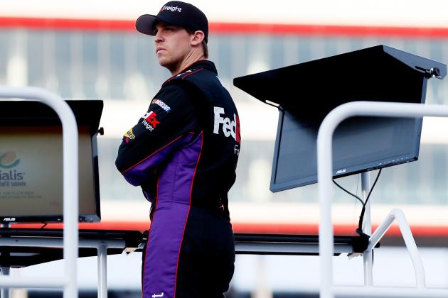 NASCAR Not Just Losing Hamlin, but His Buzz