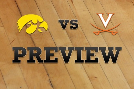 Iowa vs. Virginia: Full Game Preview
