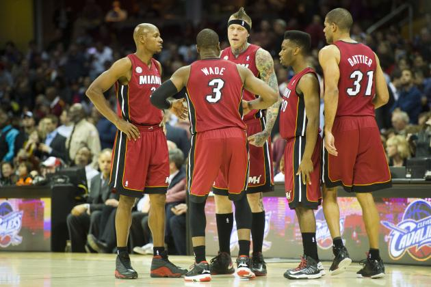 Seven Games from Breaking Record, Miami Heat Not Motivated by Win Streak