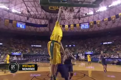 VIDEO: Brittney Griner Dunked Three Times vs. Florida State Last Night