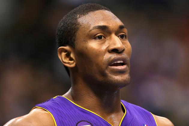 D'Antoni Not Optimistic About Metta World Peace's Return