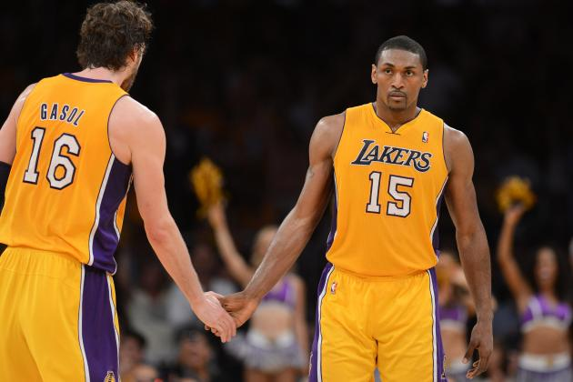 Debate: Will Losing Metta Be Worse Than Losing Gasol?
