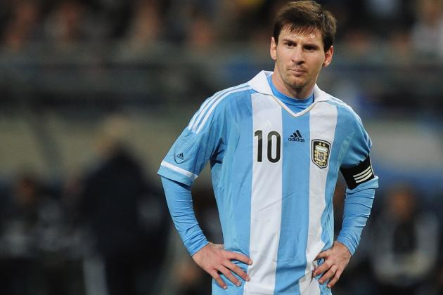 Lionel Messi Will Bounce Back Strong After Rare Lackluster Showing vs. Bolivia
