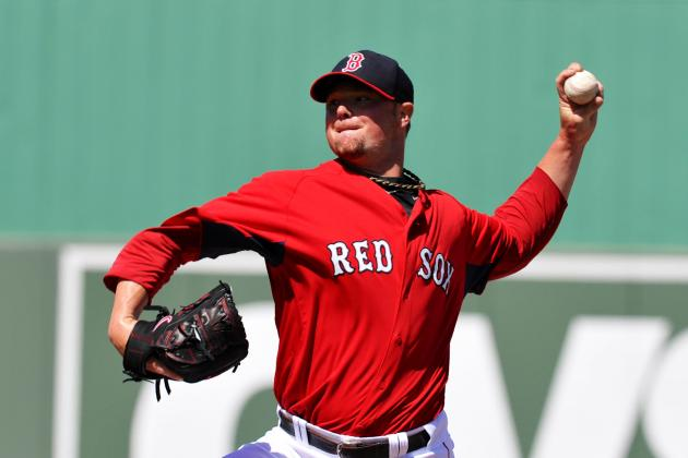 Boston Red Sox Name Jon Lester Opening Day Starter