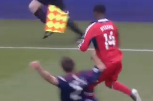 Chicago Fire's Patrick Nyarko Taking More Fouls Than Anyone in MLS