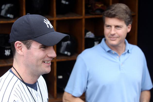 Francesa Talks Yankees with Hal Steinbrenner