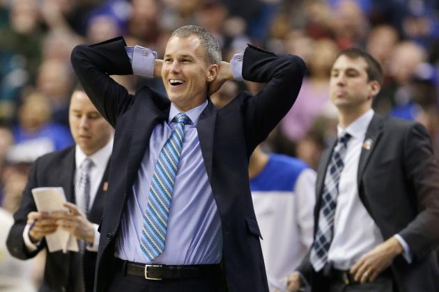 Andy Enfield and Florida Gulf Coast's Cinderella Run Will End in Sweet 16