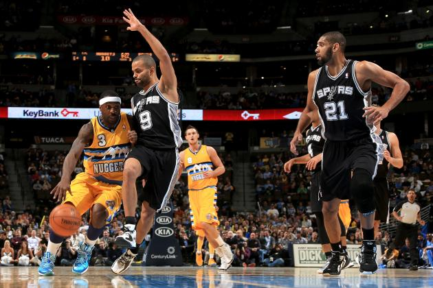 Nuggets vs. Spurs: San Antonio Must Start Crucial Homestand off with Big Win