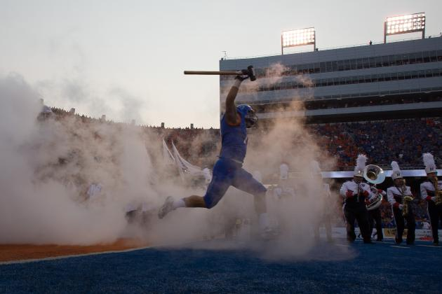 Boise State Football: Broncos Sign New Home-and-Home Deals with Two Teams