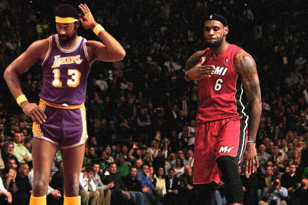 Debate: Who Is the Better Team, the 1971-72 Lakers or 2012-13 Heat?