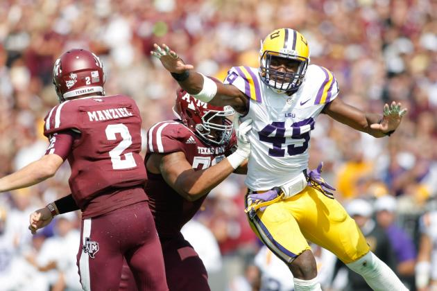 NFL Draft 2013: Breaking Down Potential of Class' Top Pass-Rushers