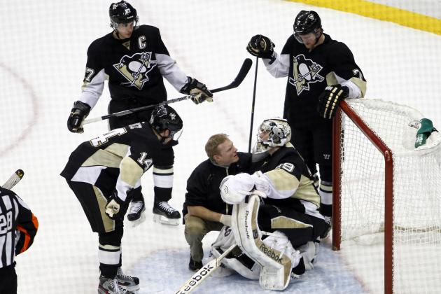 Injuries Threaten to Derail Pittsburgh Penguins as Playoffs Draw Near
