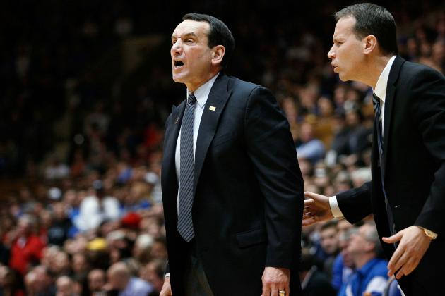 Duke Coach Mike Krzyzewski on Chris Collins Leaving for Northwestern