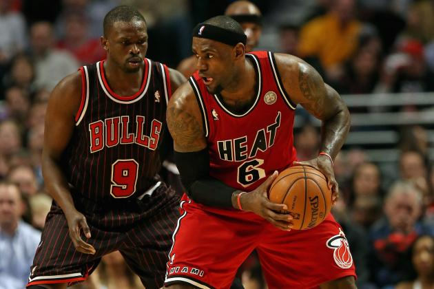 Heat vs. Bulls: Why Chicago Has No Chance at Ending Miami's Streak