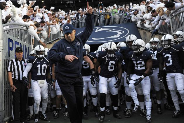 Penn State Is Aware of the Room for Improvement