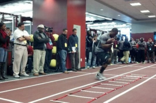 Marcus Lattimore's Journey Back to Participate in South Carolina's Pro Day