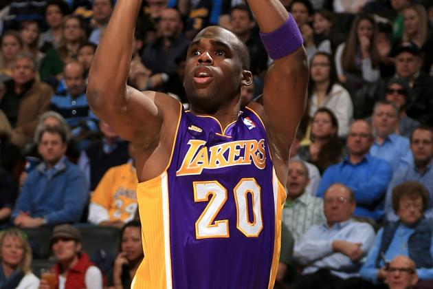 Shootaround Report: Jodie Meeks to Start for Metta World Peace