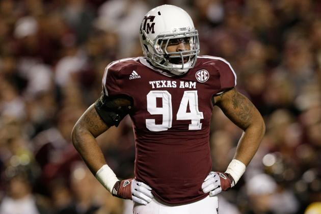 Damontre Moore Called 'Biggest Risk' of Defensive Linemen in NFL Draft