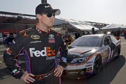 Penske: Time to Move on from Logano-Hamlin Dustup | Auto Racing