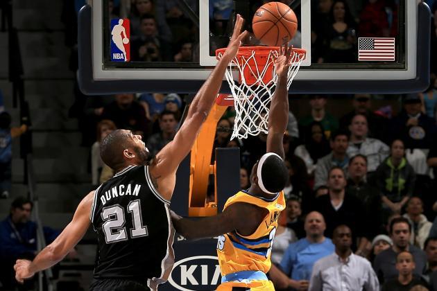 Denver Nuggets at San Antonio Spurs Preview