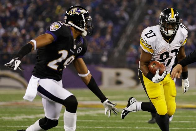 Steelers in Mix to Host NFL Season Opener vs. Ravens