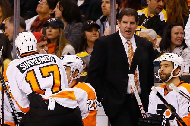 Don't Be Surprised If Flyers Have a Plan D