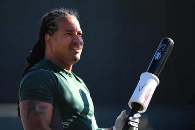 Manny Ramirez Plays First Game in Taiwan, Taiwanese Fans Lose Their Minds