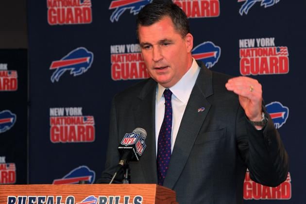 2013 Buffalo Bills Schedule: Full Listing of Dates, Times and TV Info