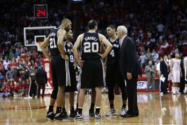 Pop: Spurs Defense Better, Can Still Improve