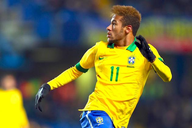 Why World Cup 2014 Could Be the Attacking Feast Brazil's Reputation Demands