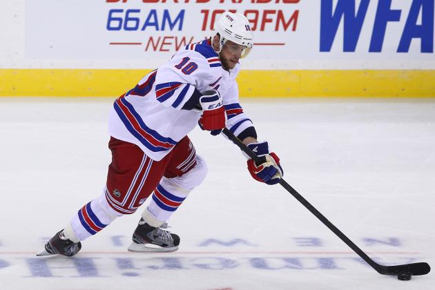 Gaborik's Future May Hinge on the Prospects