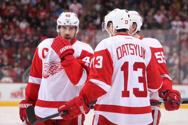 Red Wings Growing Stronger as Season Progresses