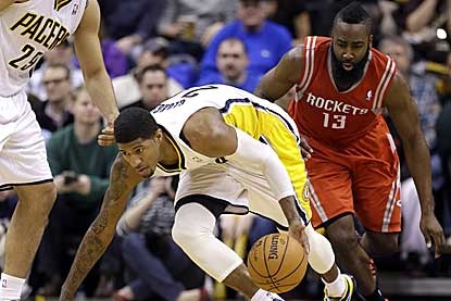 Pacers vs. Rockets: Indiana's Defense Will over Match Houston's Offense