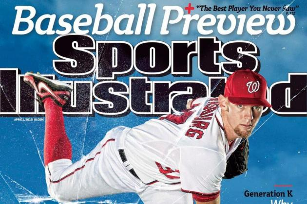 Strasburg Snags SI Cover, Washington Nationals Predicted as World Series Champs