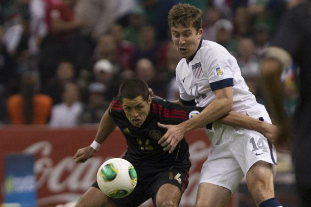 Mexico vs. USA: Draw Symbolizes a Massive Leap Forward for American Soccer