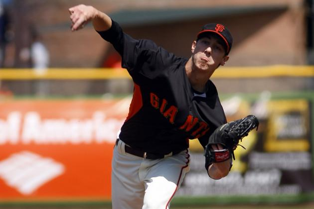 Briefly on Tim Lincecum's Fastball