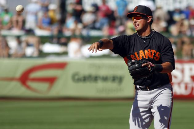 Marco Scutaro Pulls a Little League Trick on Padres