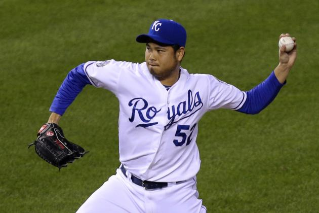 Luis Mendoza to Be Royals' Fifth Starter