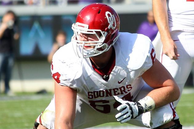 Ikard Down but Not Out During Sooners'Practice