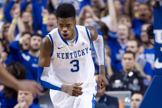 NBA Analyst: Noel Returns to No. 1 on Draft Board