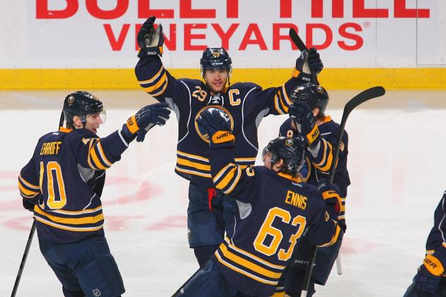 Sabres Back to Regrouping