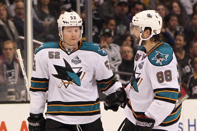 Crucial Sharks Homestand Starts with Ducks