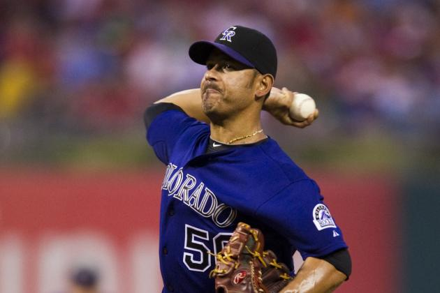 Cubs Claim Guillermo Moscoso