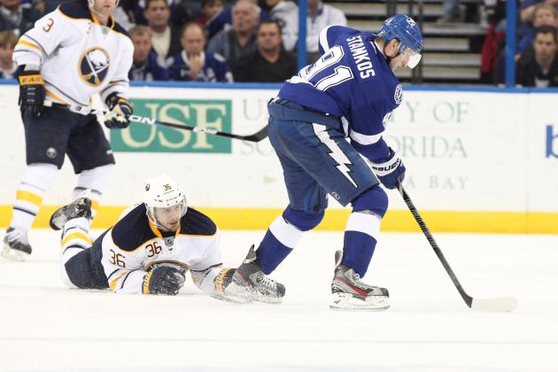Lightning Halt Sabres' Streak with 2-1 Victory