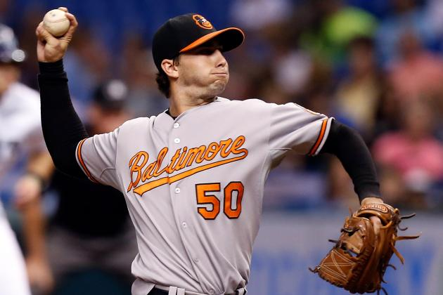 Miguel Gonzalez 'Pumped' to Make an Opening Day Roster