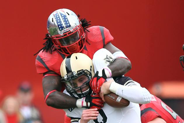 NFL Draft 2013: Departing Rutgers Scarlet Knights Likely to Be Drafted