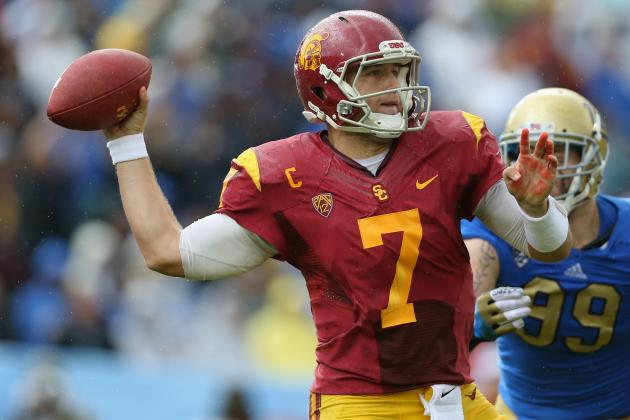 Could Matt Barkley Be on Oakland's Radar?
