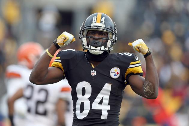 How Will Antonio Brown Perform with Mike Wallace Gone from the Steelers?
