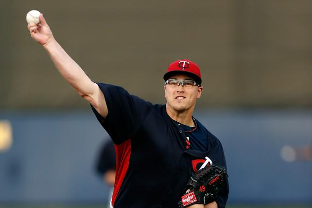 Twins Name Vance Worley as Opening Day Starter